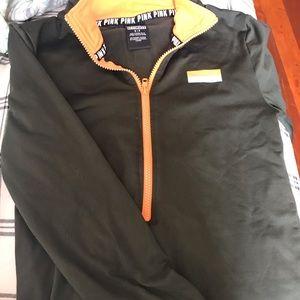 Victoria's Secret PINK 1/4 Zip Jacket